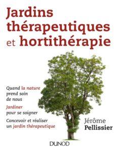 Pellissier livre Jardins thérapeutiques