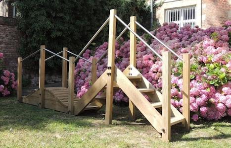 jardin propice à la rééducation - img 1