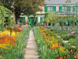 jardin écologique soin monet_giverny