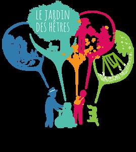 Le jardin des hêtres - logo