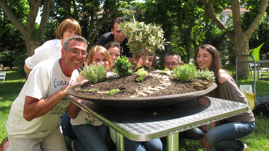 VIV'HARMONIE jardins thérapeutiques et hortithérapie - img2