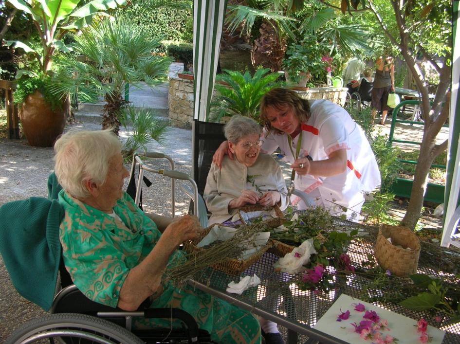 VIV'HARMONIE jardins thérapeutiques et hortithérapie _ img1